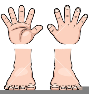 Feet clipart. Keep your hands and