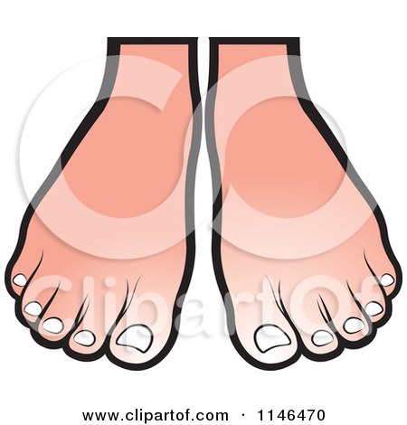 feet clipart