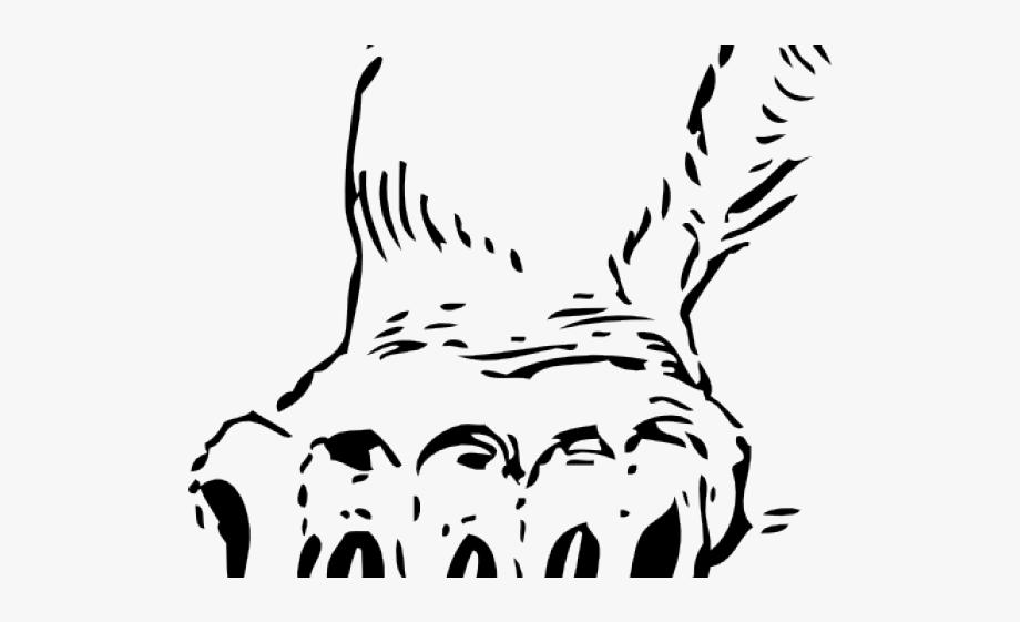 Feet clipart animal. Grizzly bear clip art