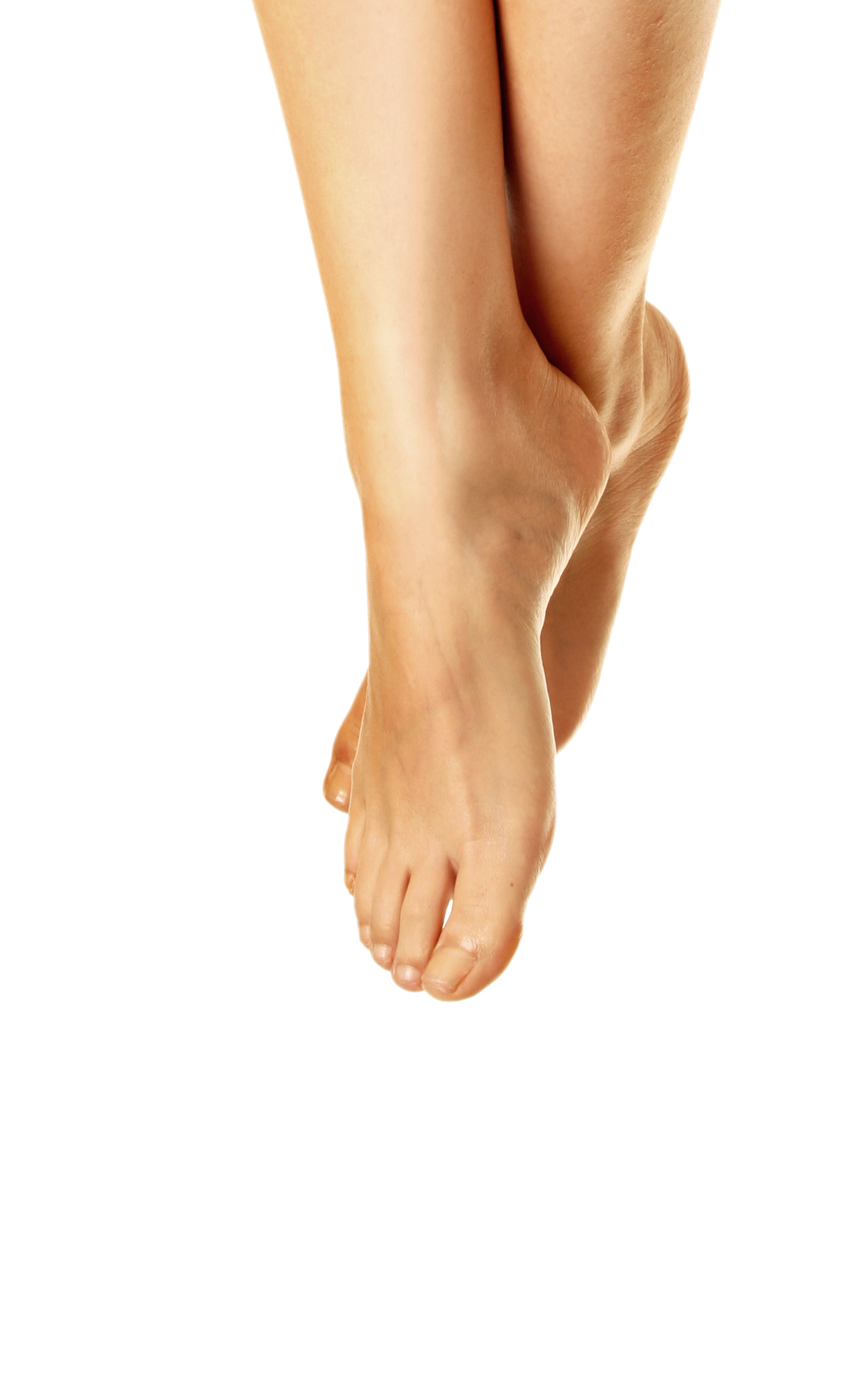 Legs ankle joint