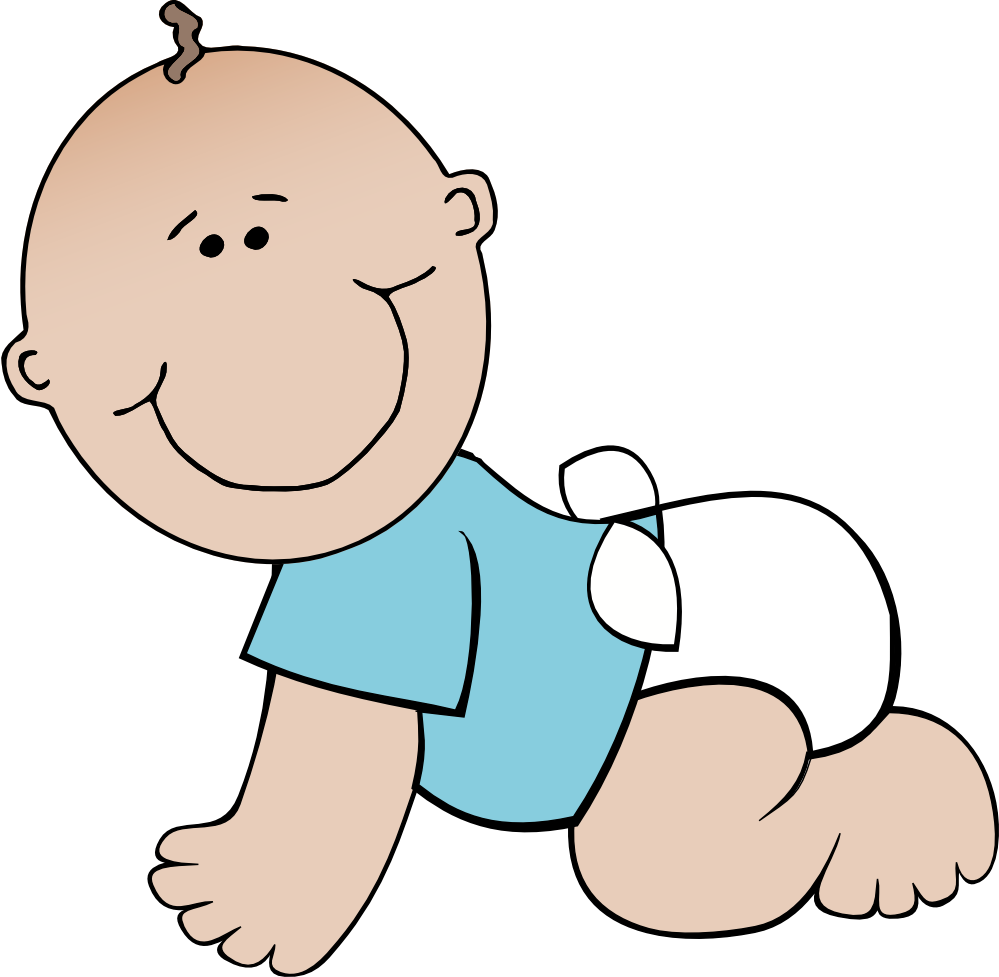 Welcome crawling. Feet clipart baby boy