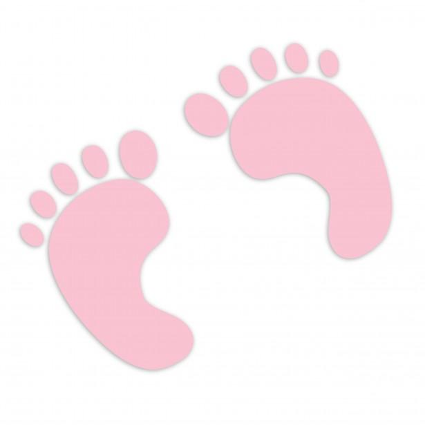 Foot clipart baby girl. Free feet clip art