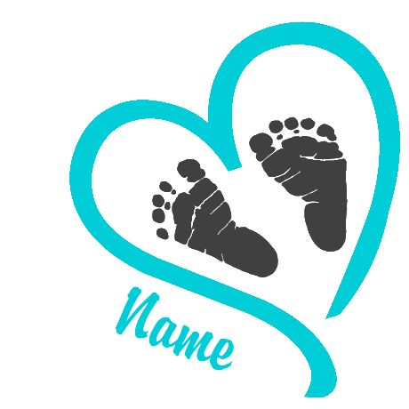 Free feet cliparts download. Foot clipart baby heart
