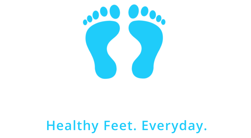 Feet clipart blue foot. Two soles footcare