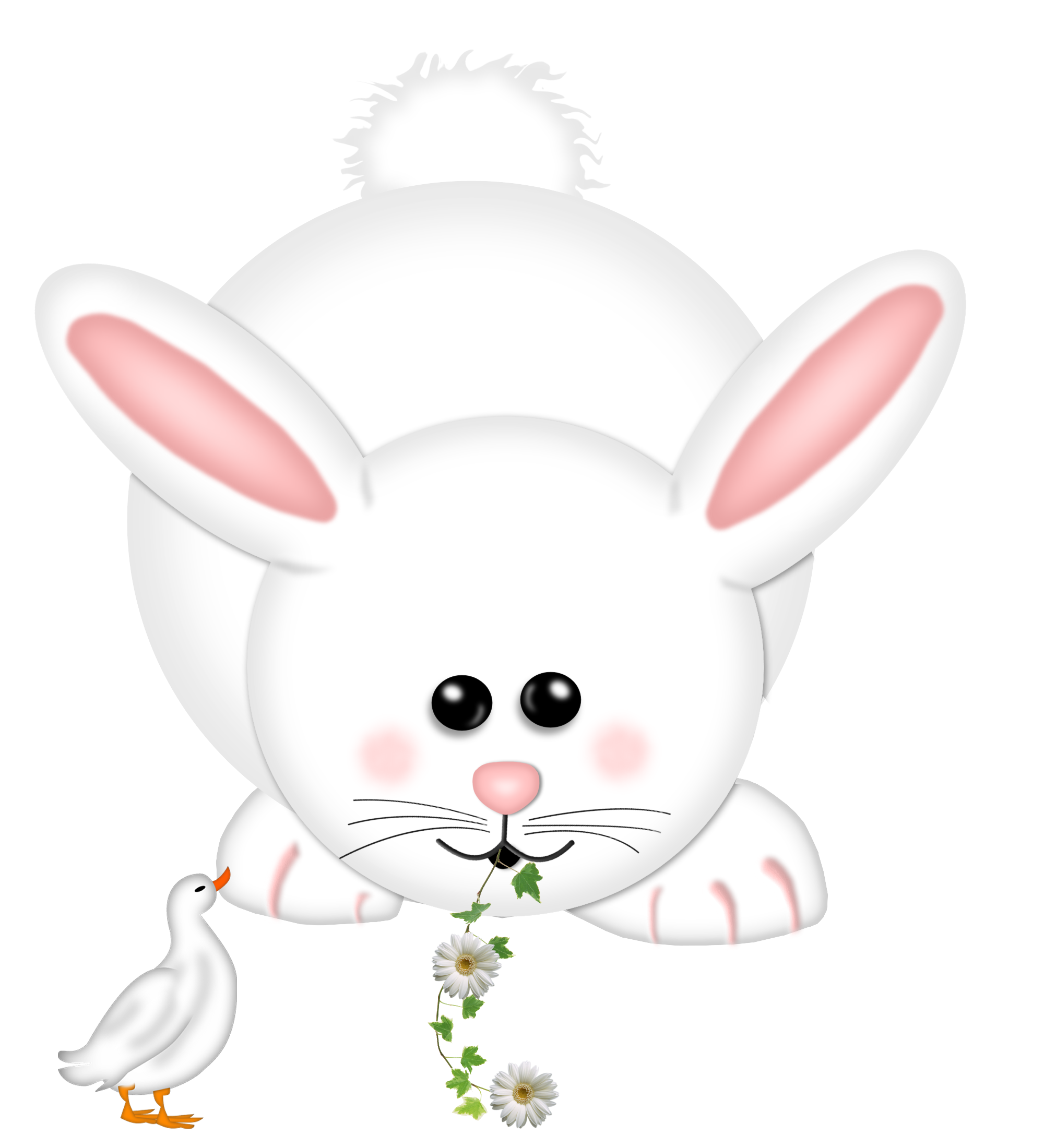 Feet clipart bunny ear. February archive svet klip