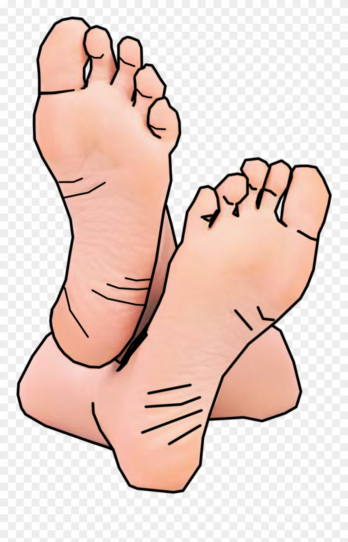 Free clip art images. Feet clipart cartoon