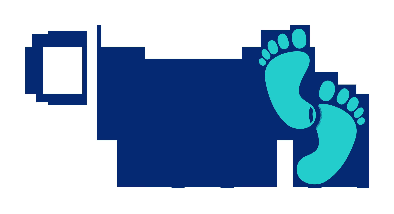 Foot clipart clean foot. Feet logo global beauty