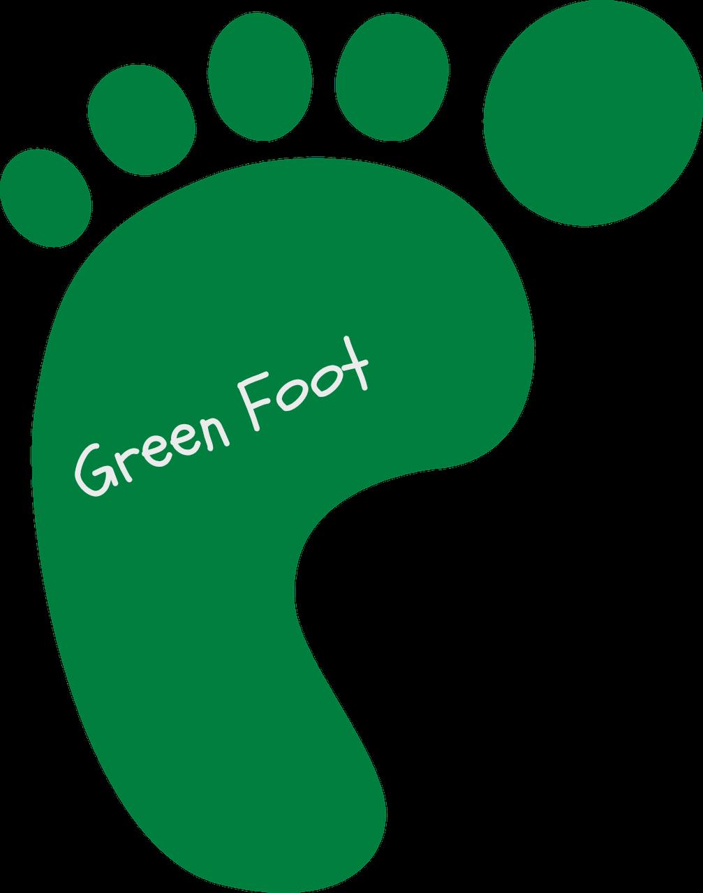 feet clipart clean foot