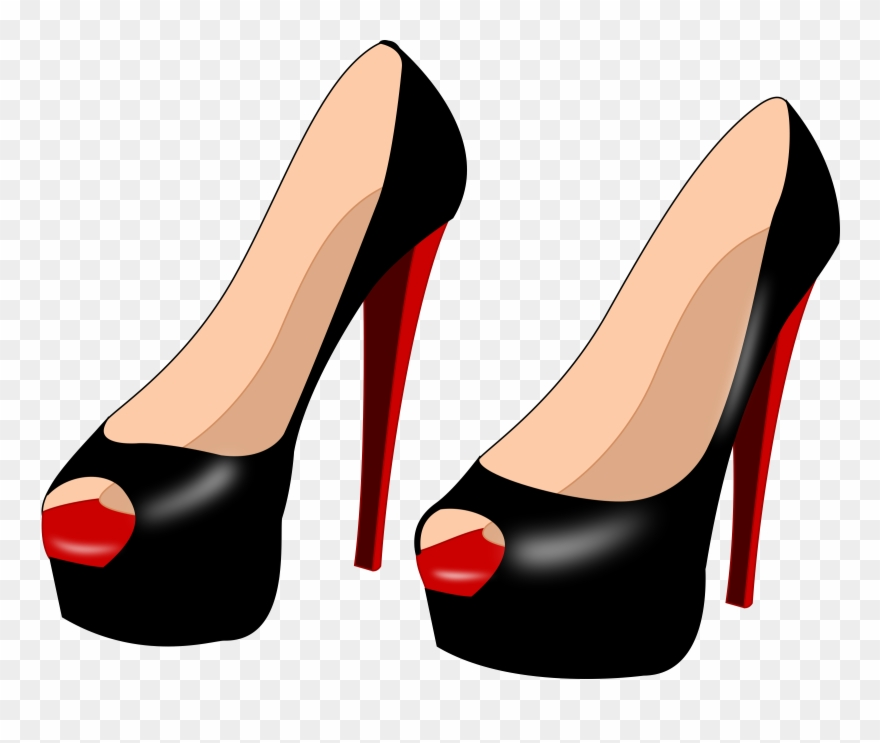 Heels clipart foot heel. Feet png transparent
