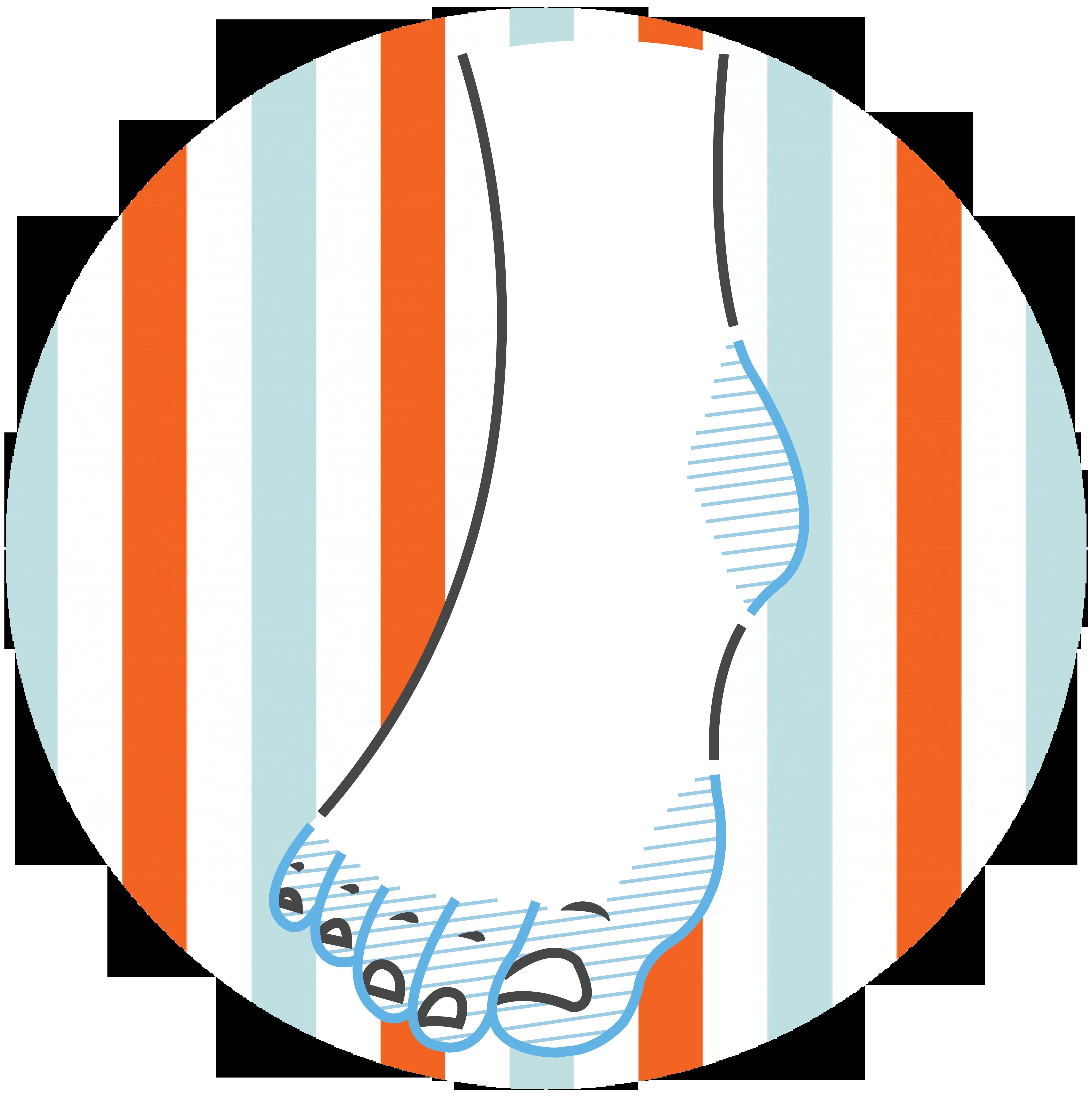 Nails clipart toe nail. Foot pain feetwise