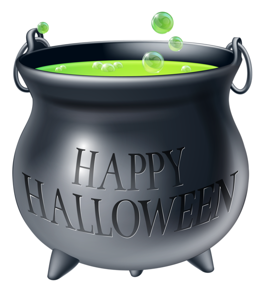 Happy halloween cauldron png. Witch clipart salem witch trial