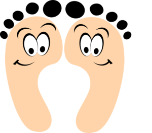 Free cliparts download clip. Feet clipart happy foot