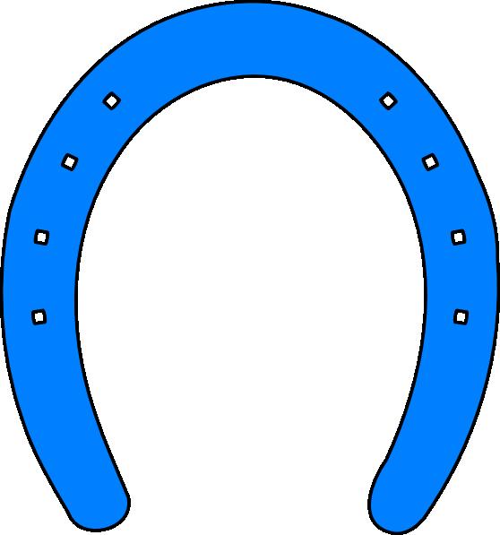 Horse shoe clip art. Horseshoe clipart print