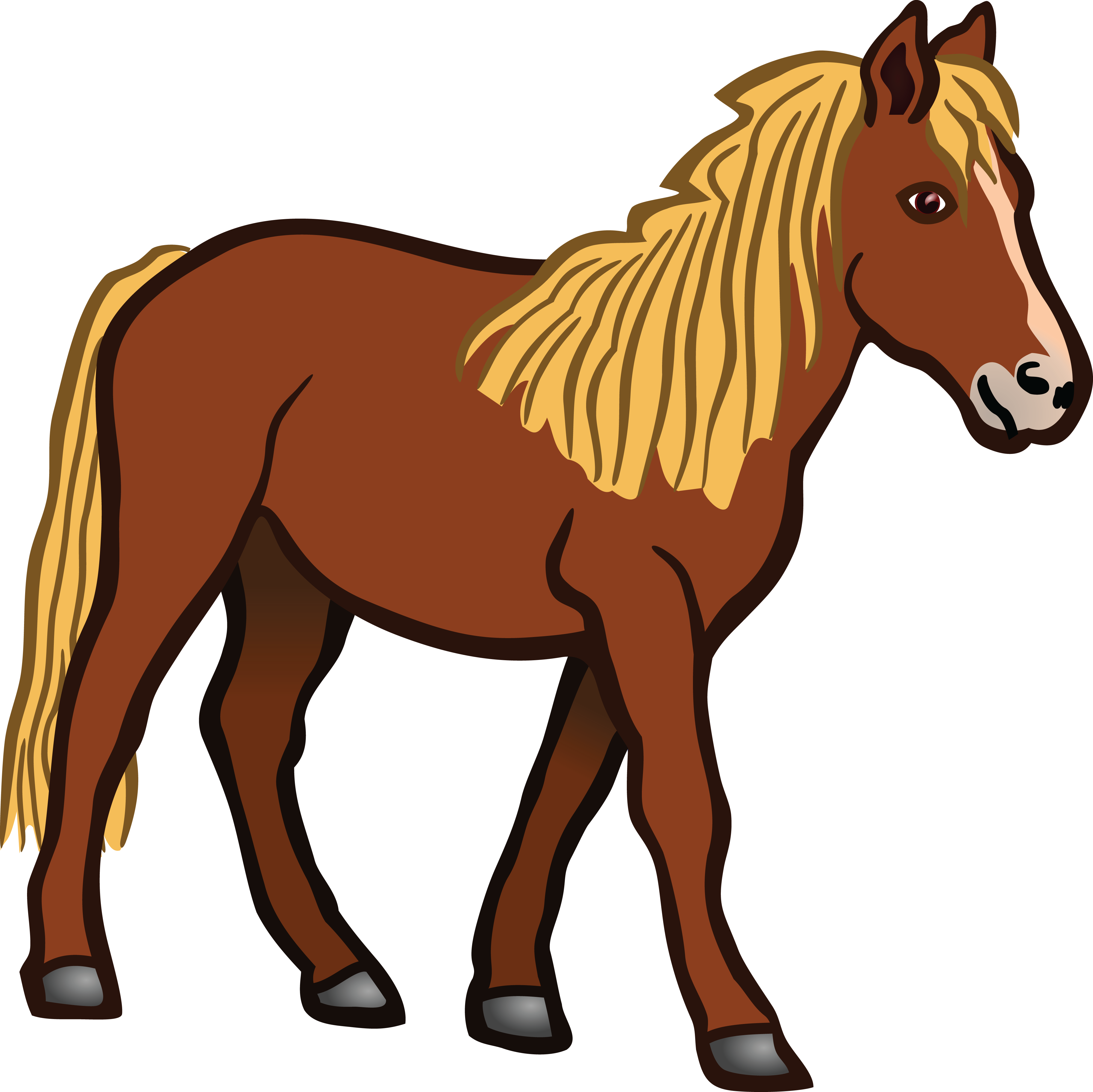 Collection of free horsing. Horse clipart cross country