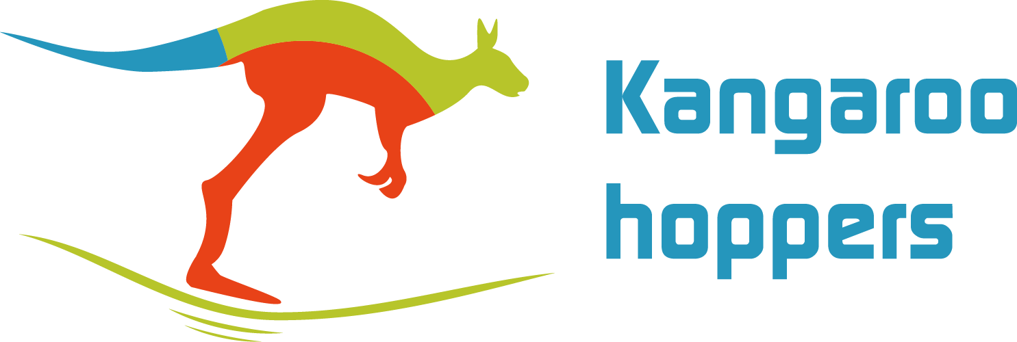 Kangaroo clipart foot. Hoppers just another wordpress
