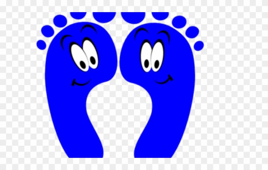 Feet clipart kind foot. Happy kid cartoon clip