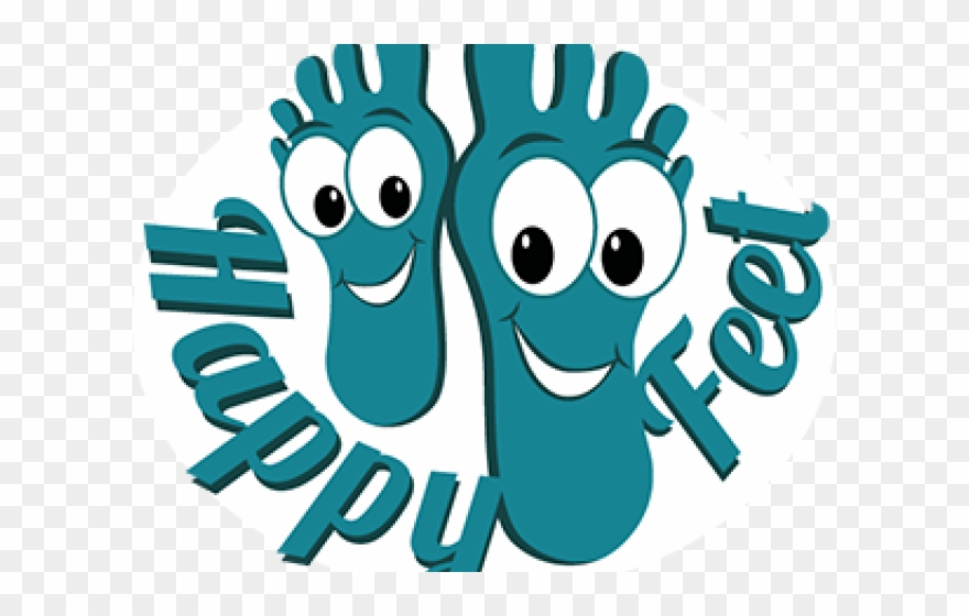 Happy png download . Feet clipart kind foot
