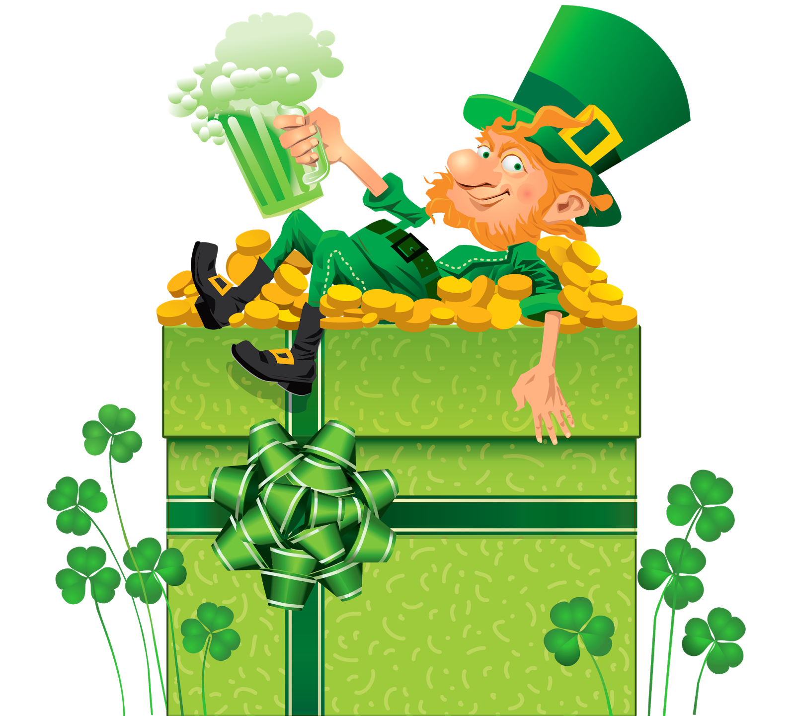 Leprechaun clipart pitcher. The wi newsletter february