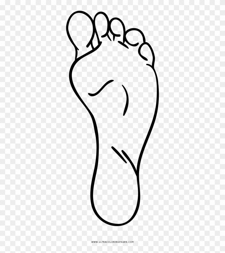 Nail and feet coloring pages | 987x880
