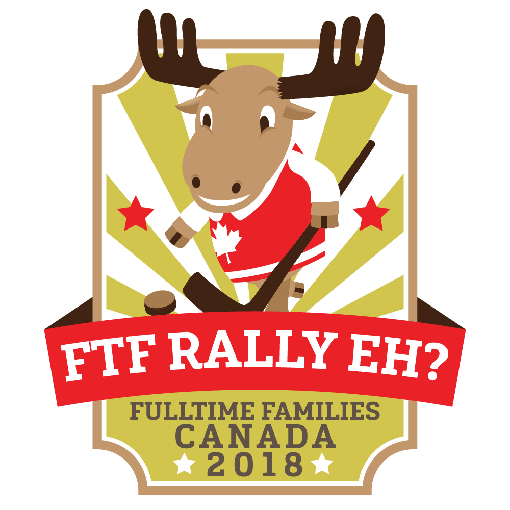 July clipart person canadian.  fulltime families rally
