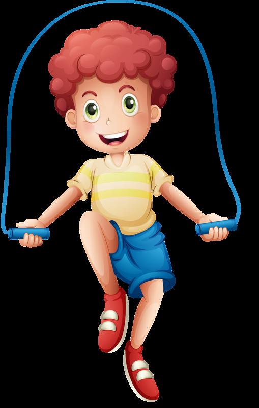 Images of children hopping. Feet clipart single