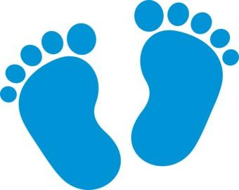 Feet clipart small foot. Baby darkhavenmusic com