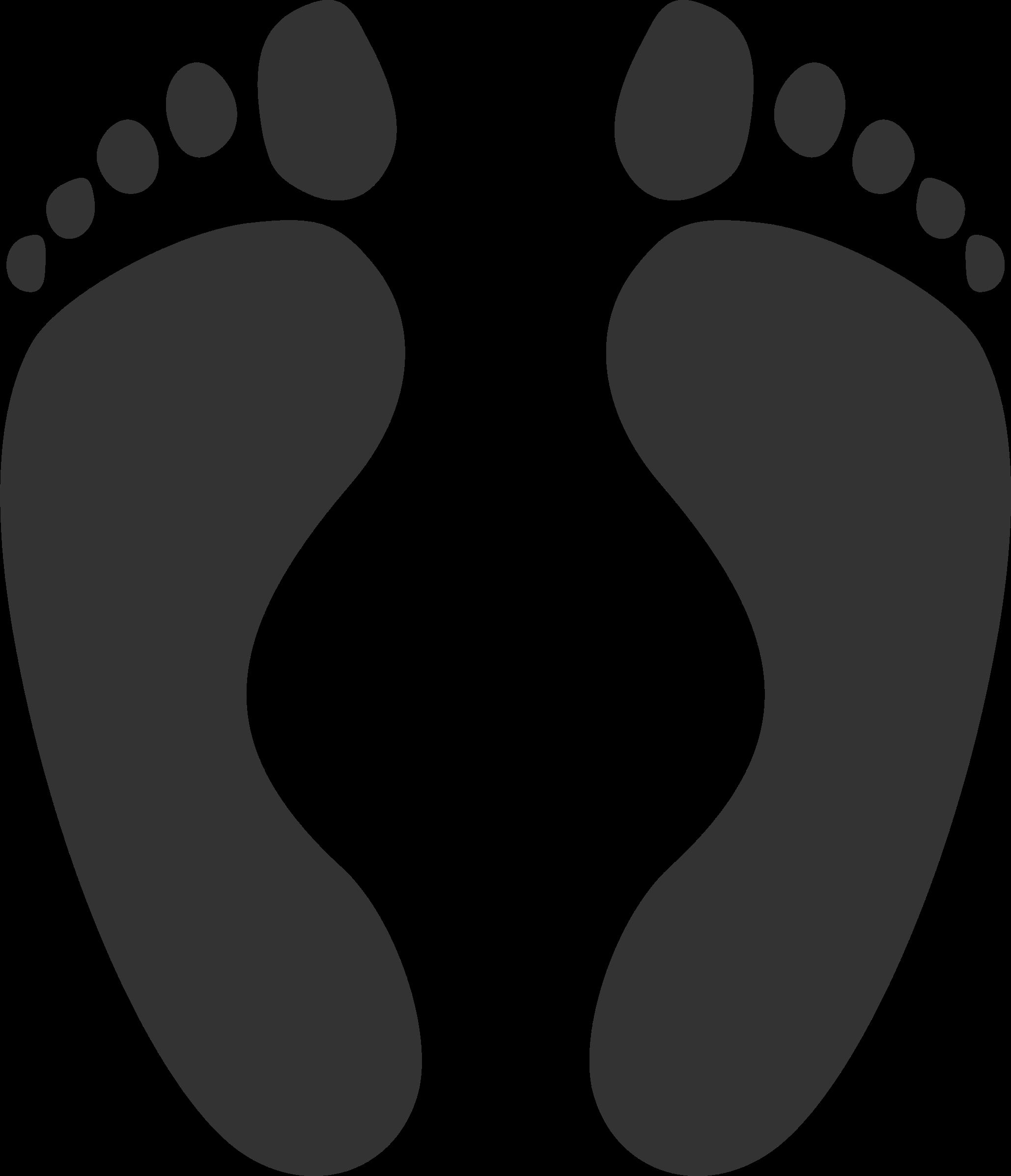 Soles feet big image. Foot clipart printable