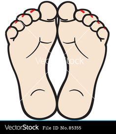 Feet clipart toe. Bare clip art download