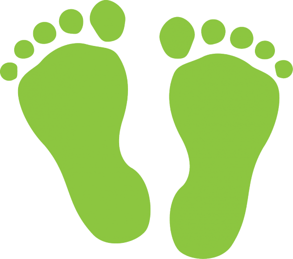 Foot clipart toenails. Look at your feet