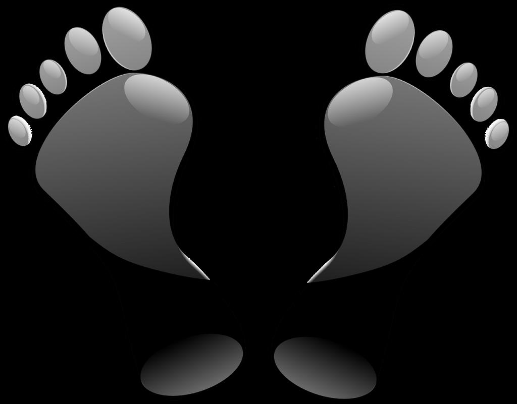 Foot clipart toenails. Qu es la fascia