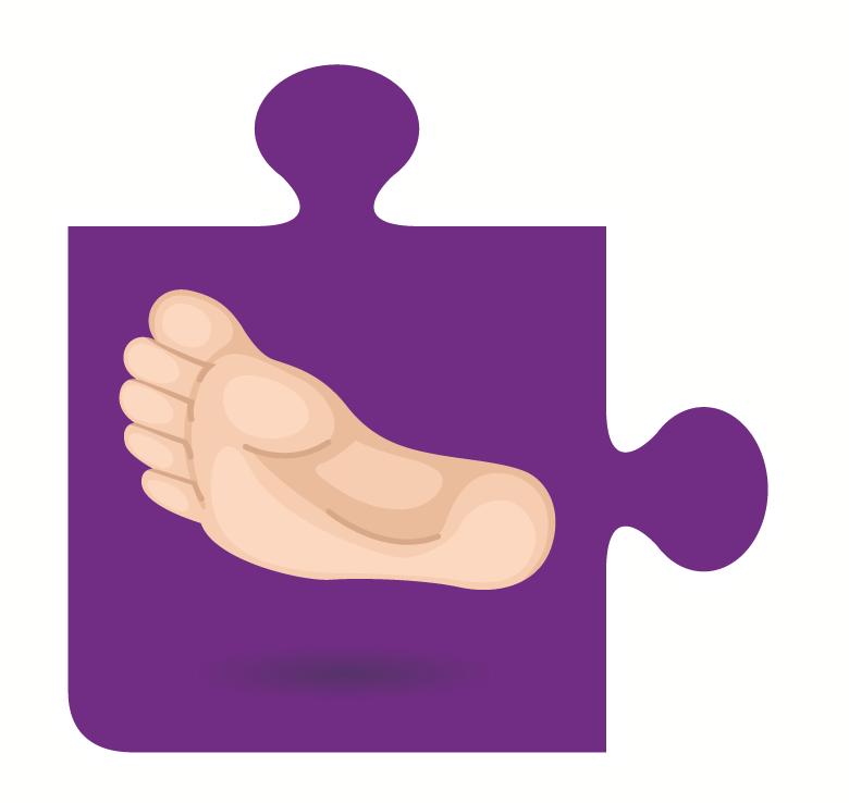 feet clipart toenails