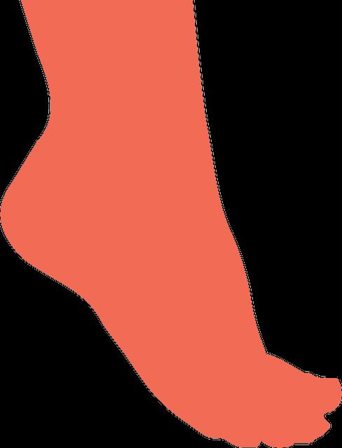 Vergoeding podo orthesiologie verzekering. Feet clipart voet
