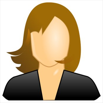 Free women graphics images. Female clipart