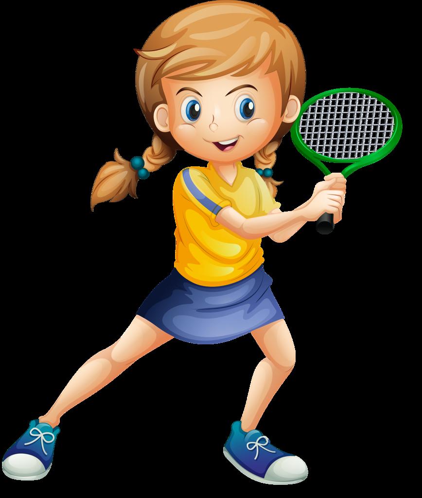 Female clipart badminton player. Hkde a iu png