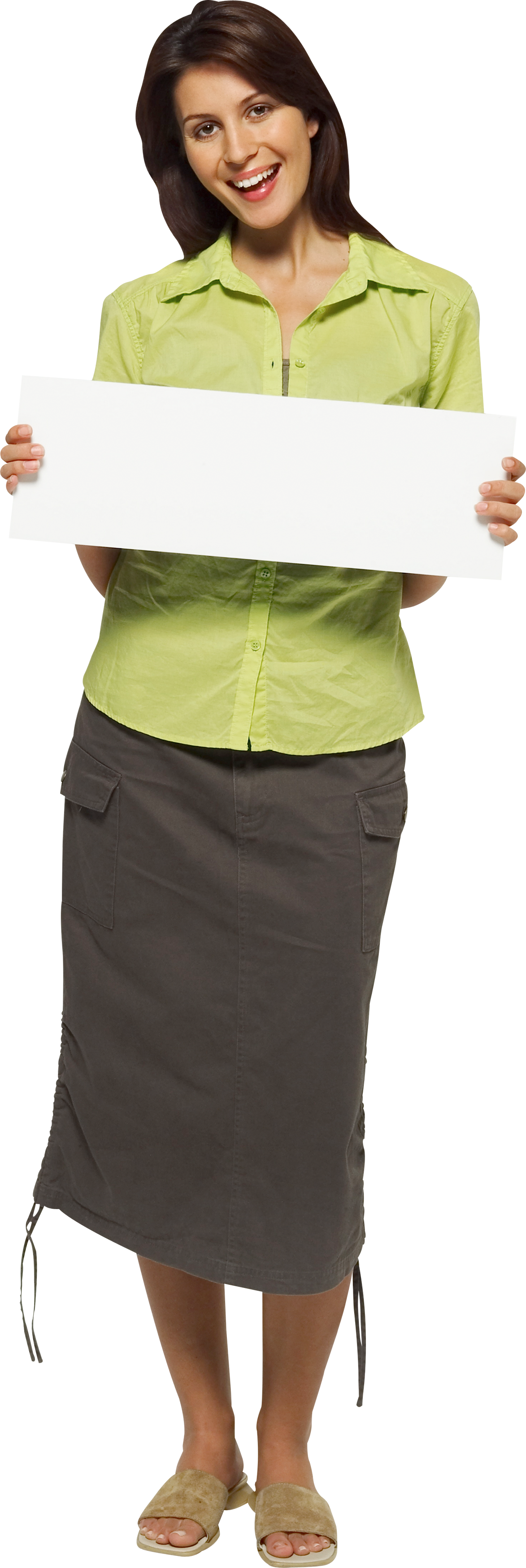 Girls png images free. Lady clipart standing