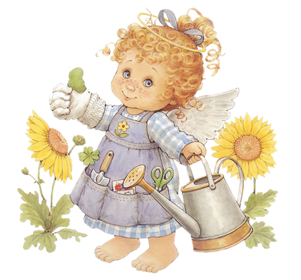 Gallery free pictures . Gardener clipart family