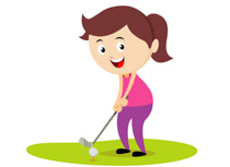 Golfer clipart clip art. Search results for golf