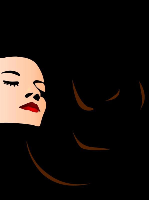 Face medium image png. Female clipart graphic designer