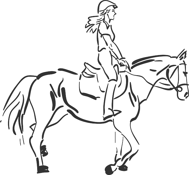 Female clipart horse. Cleopatra facts for kids