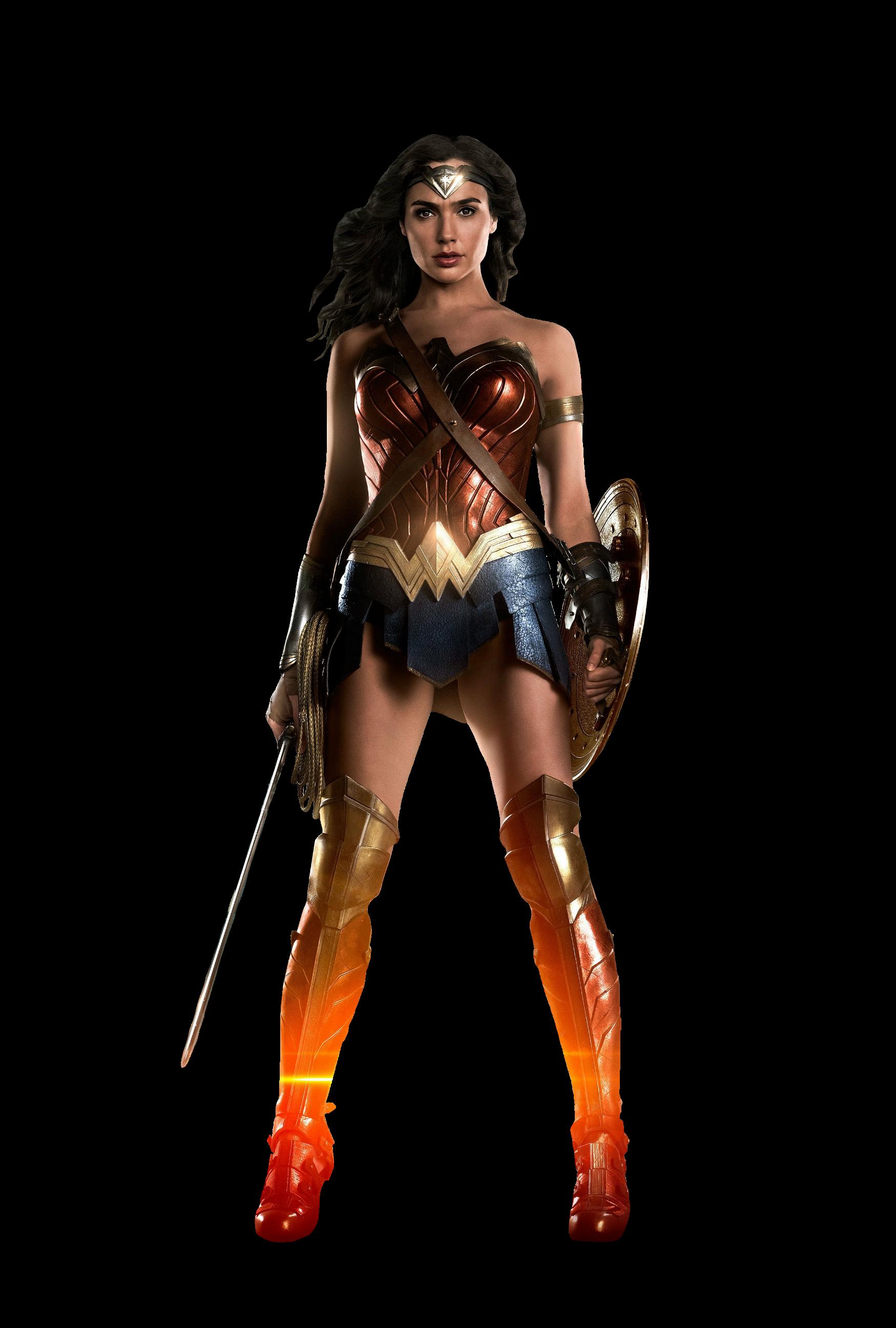 Warrior clipart transparent. Wonder woman transparentpng