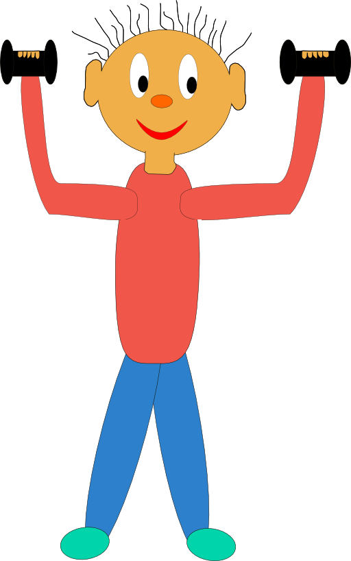 Female clipart weightlifting. Strengthen
