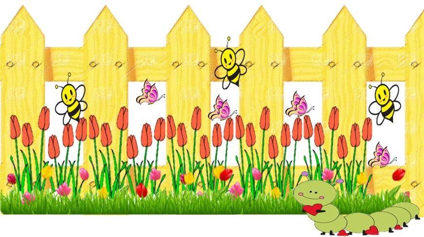 Fence clipart. Yellow fences collections pinterest