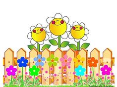 best images on. Fence clipart