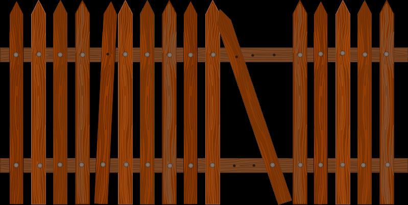 Fence backyard fence