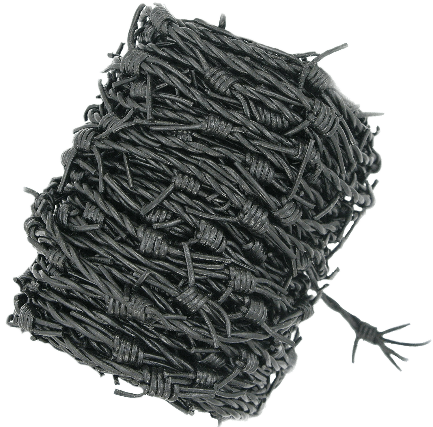 Fence clipart barbed wire fence. Leather version transparent png