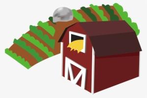 Farm pn png . Fence clipart barnyard