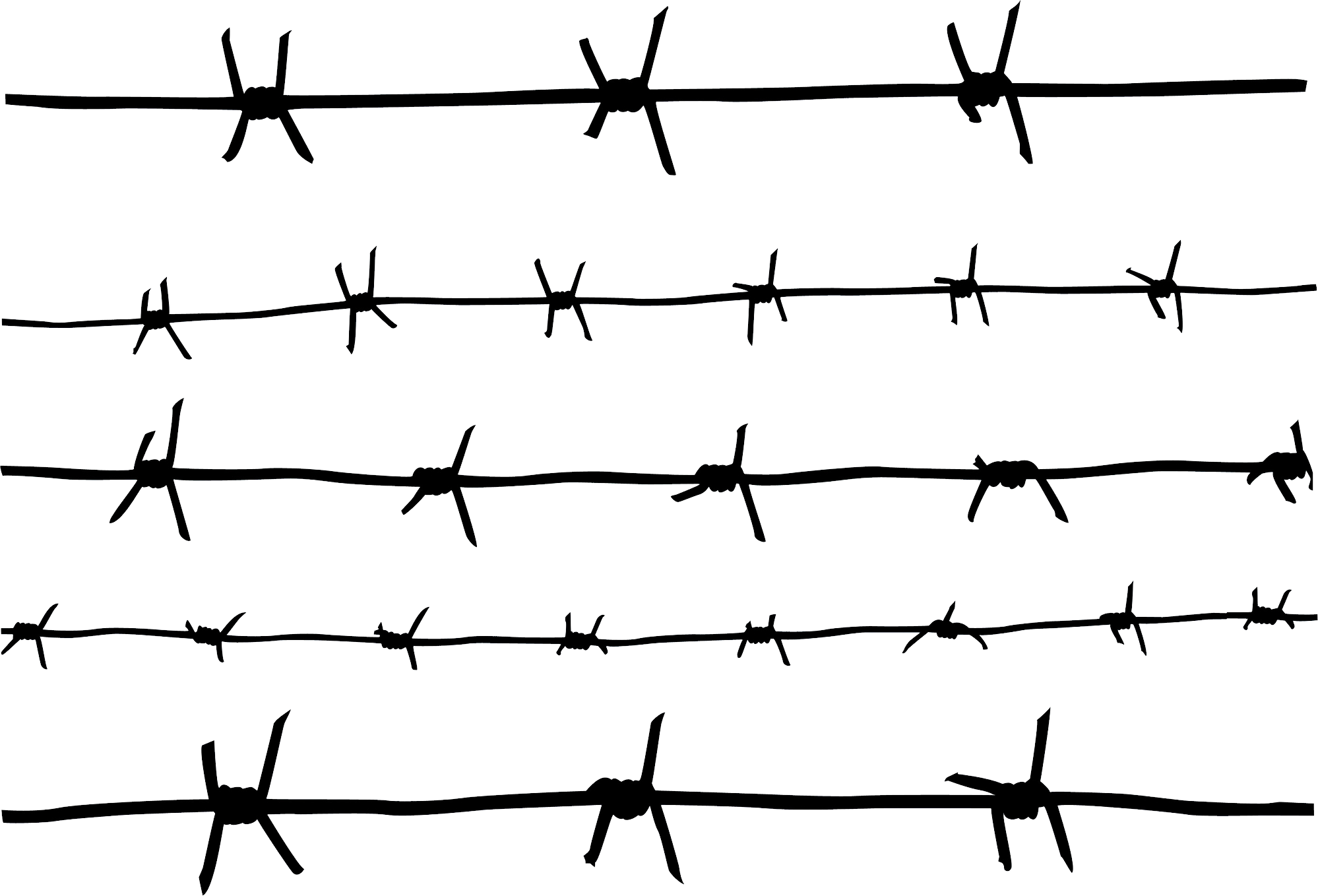 Fence clipart bob wire. Barbwire png web icons