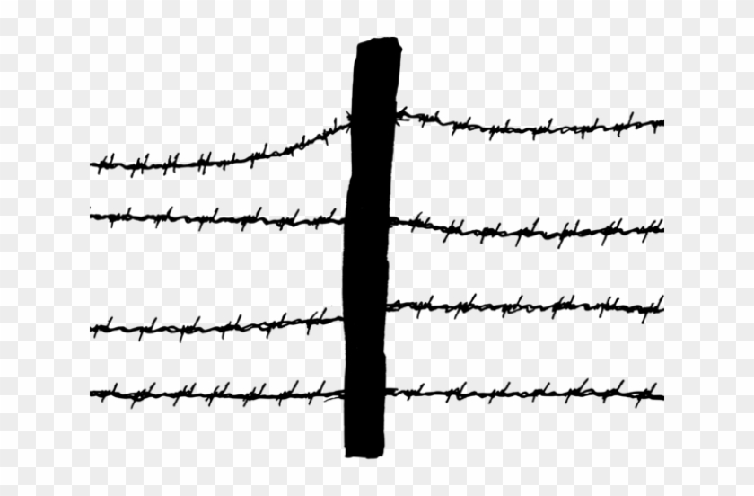 Fence clipart bob wire. Barb post barbed hd
