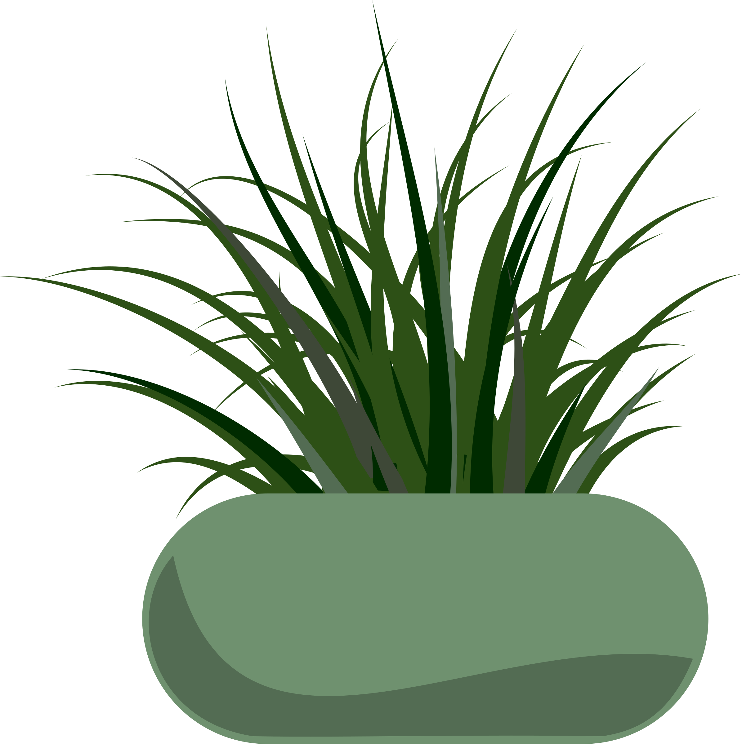 grass clip art. Garden clipart herb garden