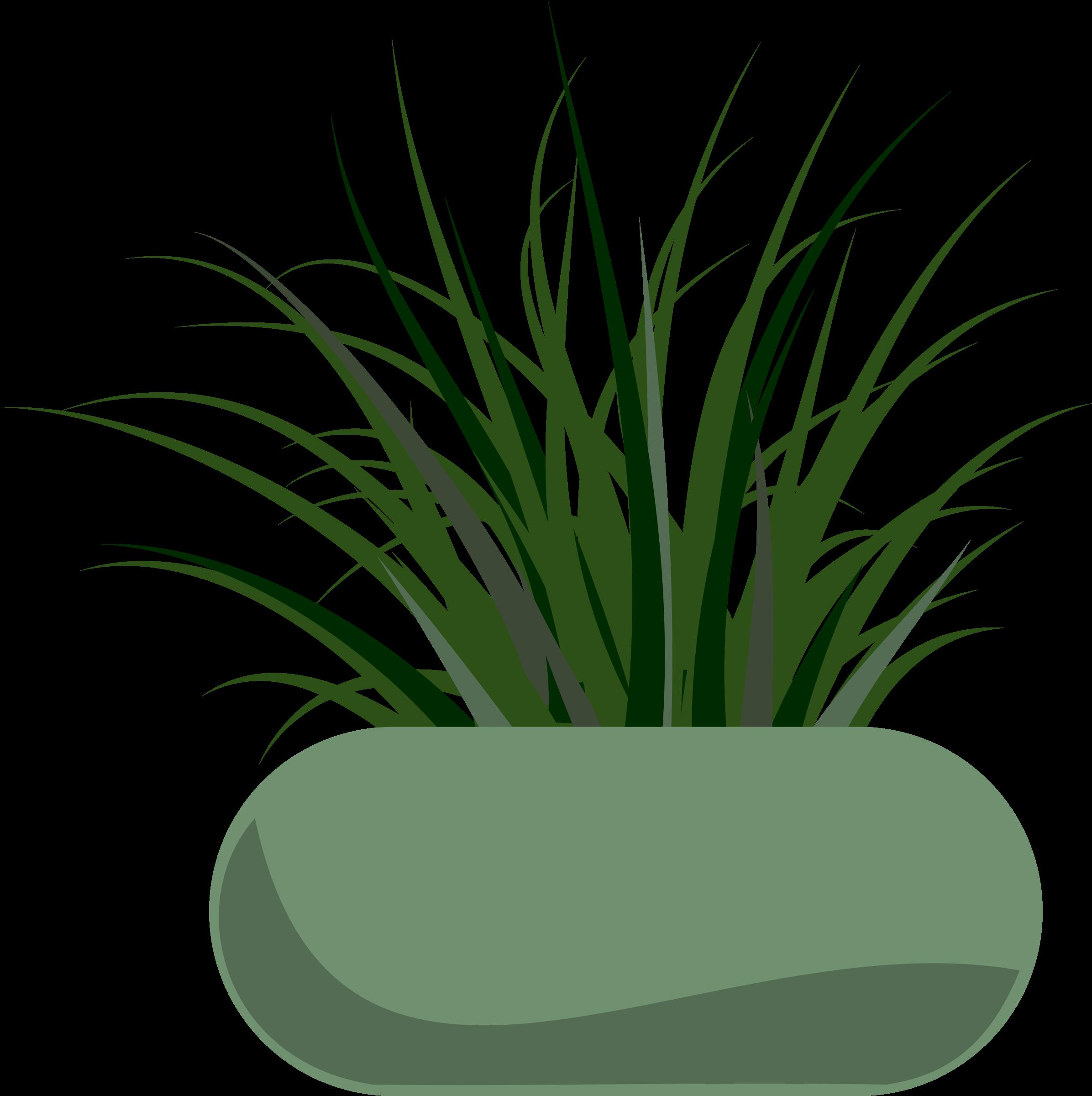 clip art image. Grass clipart outline